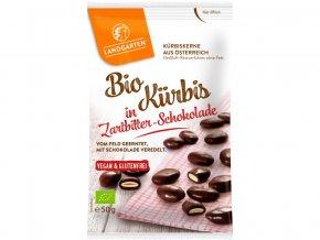 Bio Dýňové semínko v hořké čokoládě 50g
