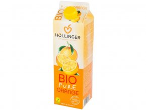Bio Šťáva Pomeranč 100% bez přidaného cukru 1000ml