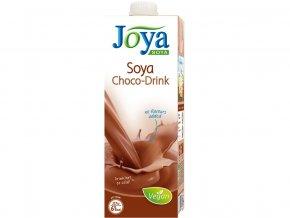 Sójový nápoj s čokoládovým práškem 1L
