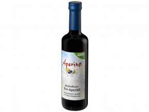 AKCE - Bio Aperino Rosso Bylinný aperitiv bez alkoholu 500 ml min.trv.. 30.9.2019