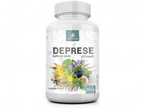 Deprese bylinný extrakt 60 cps.