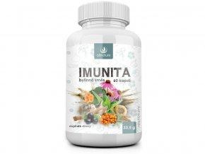 Imunita bylinný extrakt 60 cps.