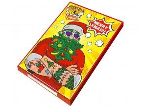 Vánoční adventní kalendář WOW 250g