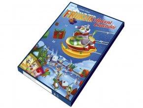 Vánoční adventní kalendář Frukvik 250g