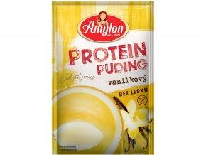 Protein puding vanilkový 40g