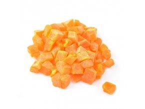 Papaya kostky 3kg