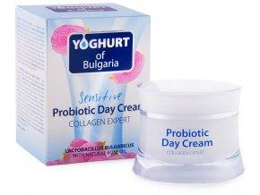 Probiotický denní pleťový krém s kolagenem 50ml
