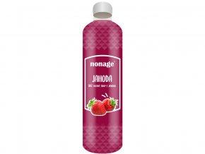 Jahodový ovocný sirup 330ml