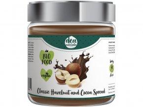 Bio Deanocciola krém lískooříškový kakaový 200g