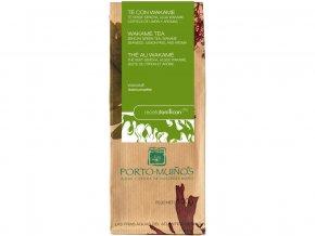 Čaj zelený s řasou wakame 100g