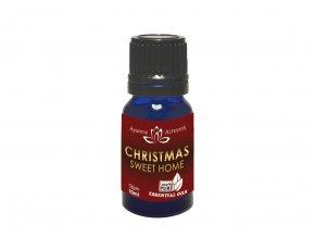 Esenciální olej směs 100% - Vánoce SWEET HOME 10ml