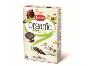 Bio Organic musli čokoládové 375g