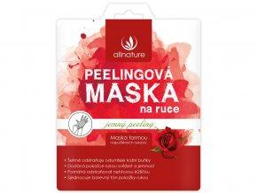 AKCE - Maska jemná peelingová na ruce 36ml, min. trv. 31.05.2020