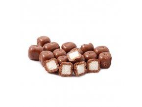 Kokos kostky v mléčné čokoládě 3kg