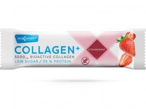 Tyčinka Collagen+ jahoda 40g