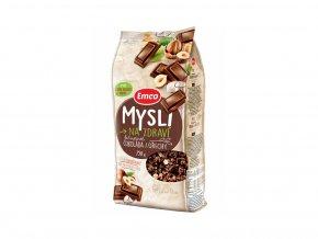 Mysli - Sypané křupavé čokoláda a ořechy 750g