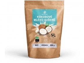 Bio kokosové mléko sušené 200g DMT: 31.12.2019