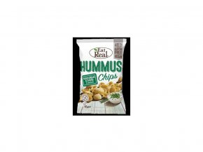 Snack hummus Pažitka a smetana 25g