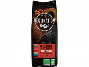 Bio káva mletá Destination single origin Mexiko 250g