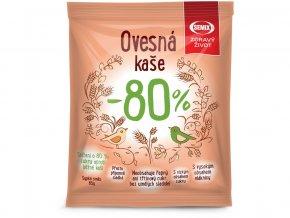 AKCE - Ovesná kaše -80%  65 g, min.trv.31.12.2019