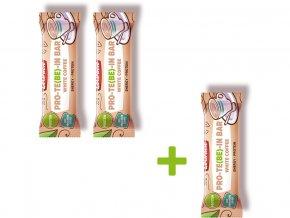 AKCE - Tyčinka kávovinová s dýňovým proteinem 35 g Akce 2+1, min.trv.28.1.2020