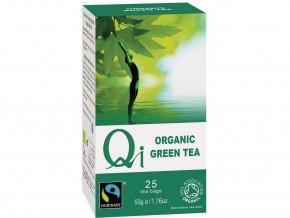 Bio zelený čaj Qi Yellow Mountains 25x2g
