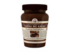 Makedonské tahini s čokoládou 350g