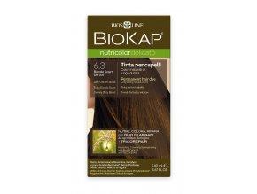 Barva na vlasy - 6.30 Blond zlatá tmavá 140ml