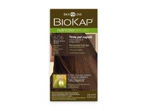 Barva na vlasy - 6.06 Blond tmavá Havana 140ml