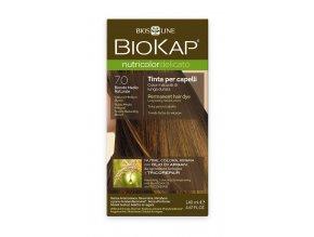 Barva na vlasy - 7.0 Blond přírodní střední 140ml