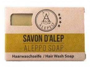 Mýdlo ručně vyráběné Alepeo - na vlasy 100g