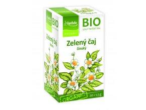 Bio Zelený čaj čínský 20x1,5g