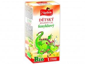 Bio Dětský čaj fenyklový Drak 20x1,5g