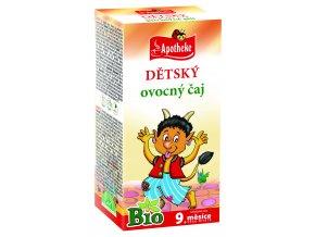 Bio Dětský čaj ovocný Čertík 20x2g