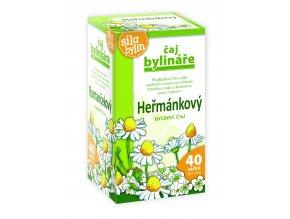 Bylinář Heřmánkový čaj 40x1,6g
