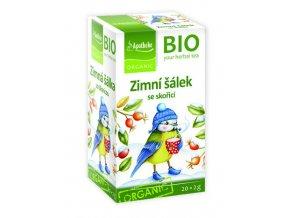 Bio Zimní šálek se skořicí 20x2g