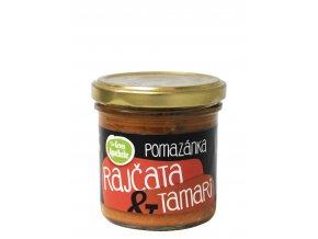 Pomazánka rajčata a tamari 140g