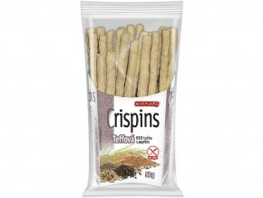 Bio Crispins tyčka teffová s pepřem 50g