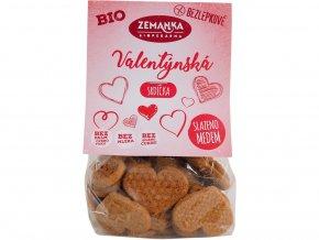 Bio Valentýnská srdíčka 100g