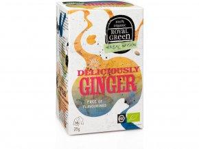 Bio zázvorový čaj Deliciously Ginger 28g