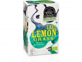 Bio bylinný čaj Lazy Lemongrass 27g