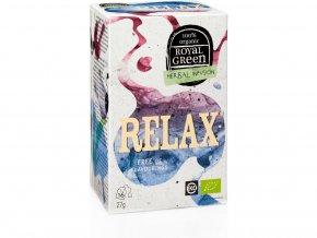 Bio bylinný čaj Relax 27g