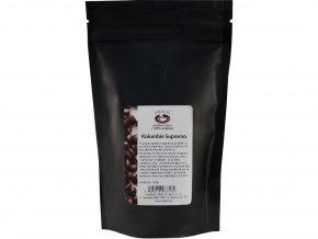 Káva Kolumbie Supremo 150g, zrnková káva