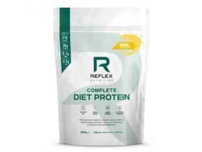 Complete Diet Protein 600g + Green Tea 100 kapslí ZDARMA