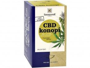 Bio Konopí CBD 27g