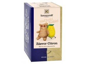 Bio Zázvor Citron 32,4g