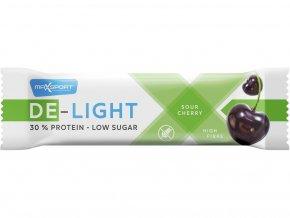Proteinová tyčinka De-Light višeň 40g