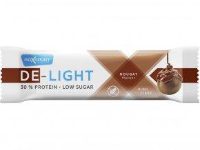 Proteinová tyčinka De-Light nugát 40g