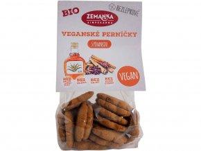 Bezlepkové veganské bio perníčky 100g