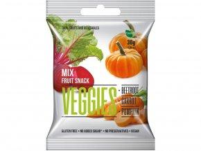 Snack veggies fruit snack 30g